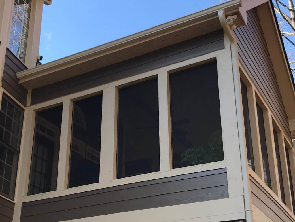 new gutters installation pic 2
